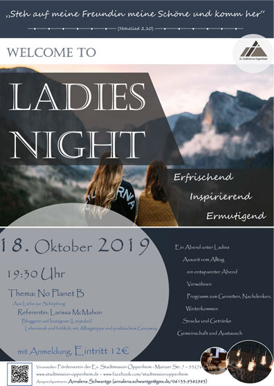 Ladies Night ::: Ev. Stadtmission Oppenheim